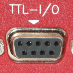 Pump TTL Db9 Connector